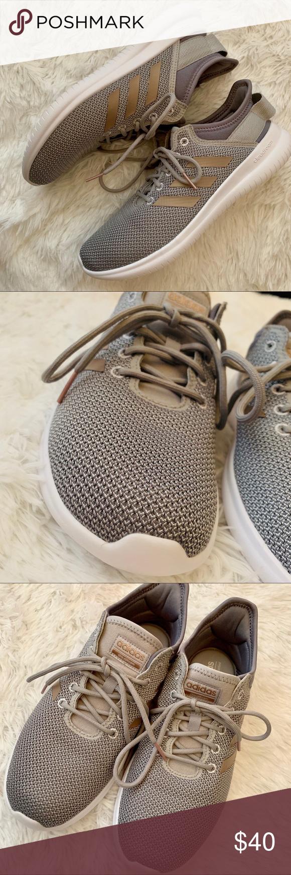 Adidas Cloudfoam Shoes. Size 8.5