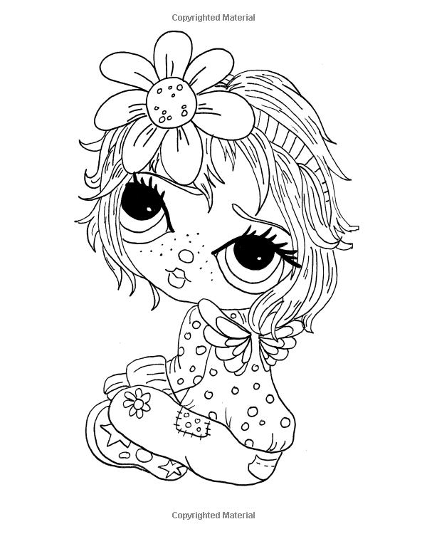 Lacy Sunshines The Fairy Boos Coloring Book Volume 18 Adorable