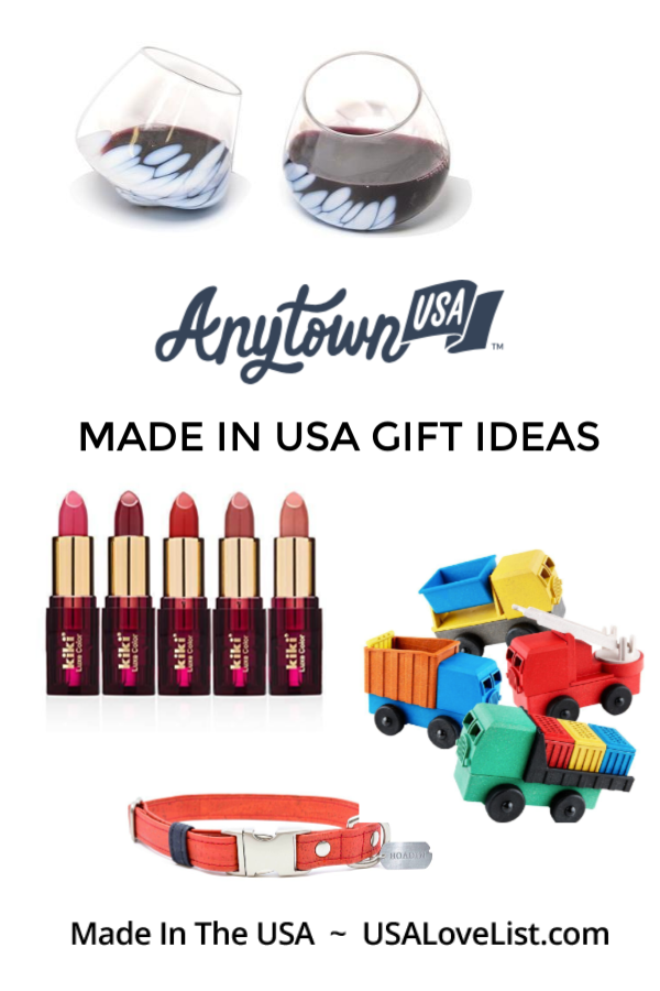 AnytownUSA, the Marketplace for Made in USA Gifts, Has