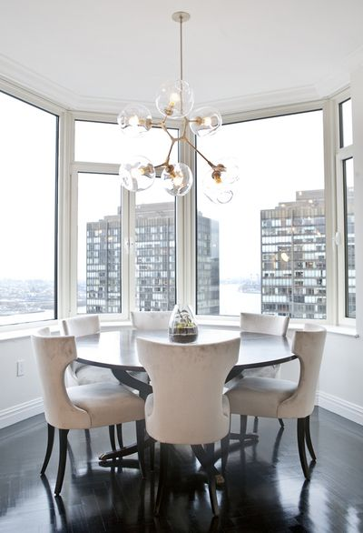 Featured Project Kelly Behun Studio Dining Room Design Dining Room Design Modern Modern Dining Room