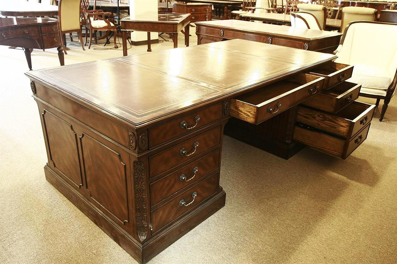 traditional custom home office. Traditional Executive Desks - Custom Home Office Furniture Check More At Http://michael H