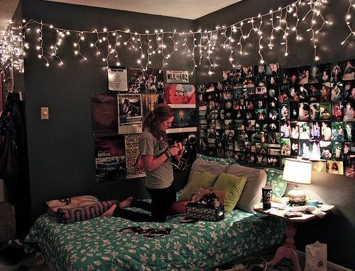 Here S To The Super Passionate Music Lovers Hipster Room Room Inspiration Dream Bedroom