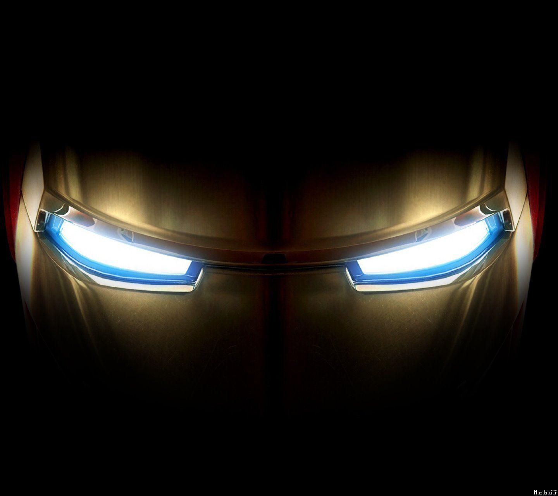 Download Iron Man Eyes Wallpaper Hd