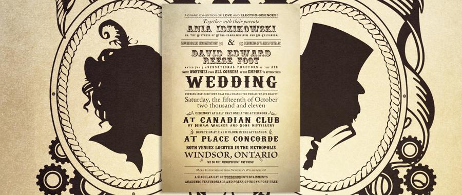 Steampunk wedding invitation google search wedding pinterest steampunk wedding invitation google search maxwellsz