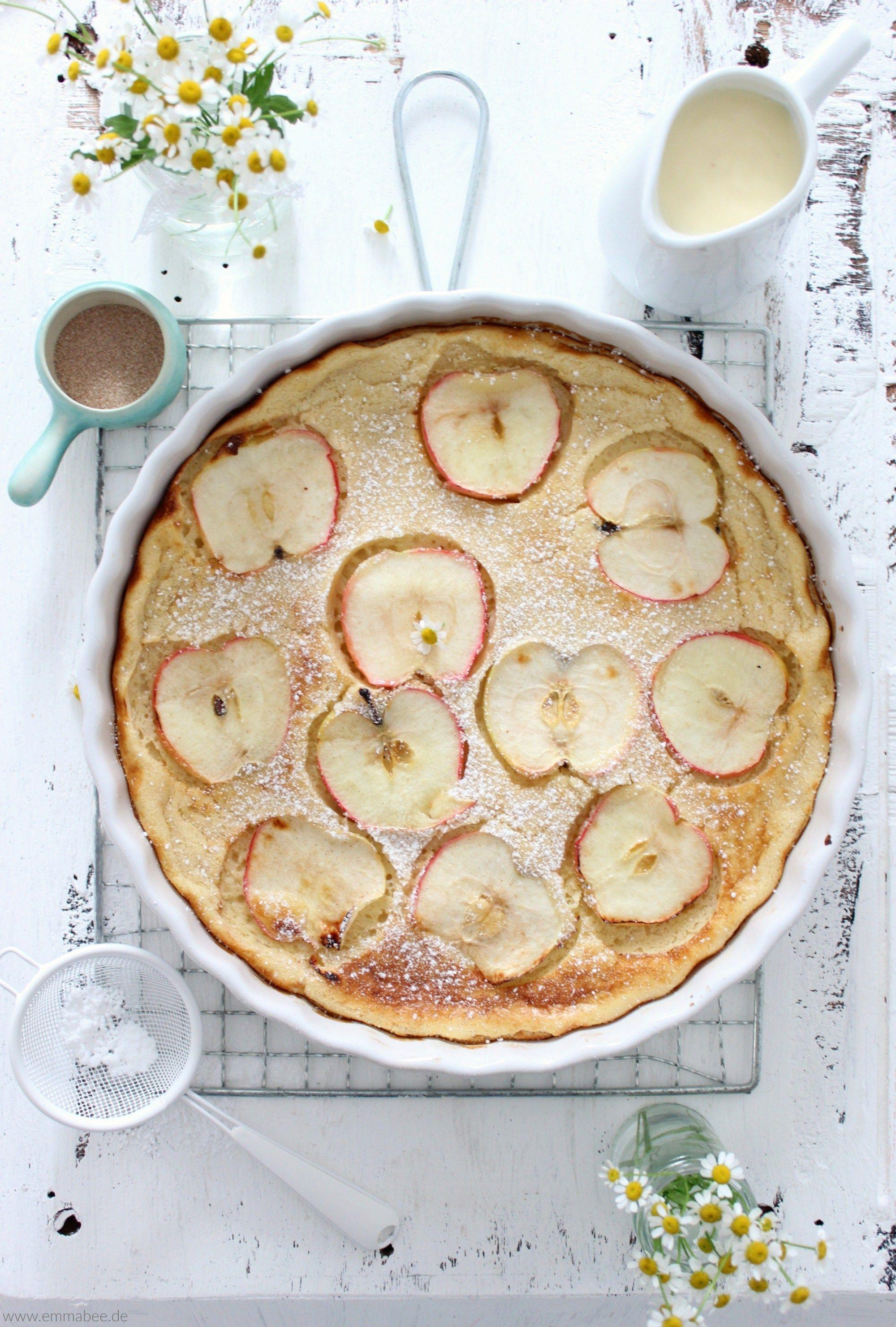 Rezept enpfannkuchen perfekt für alle Situationen in denen es schnell gehen muss