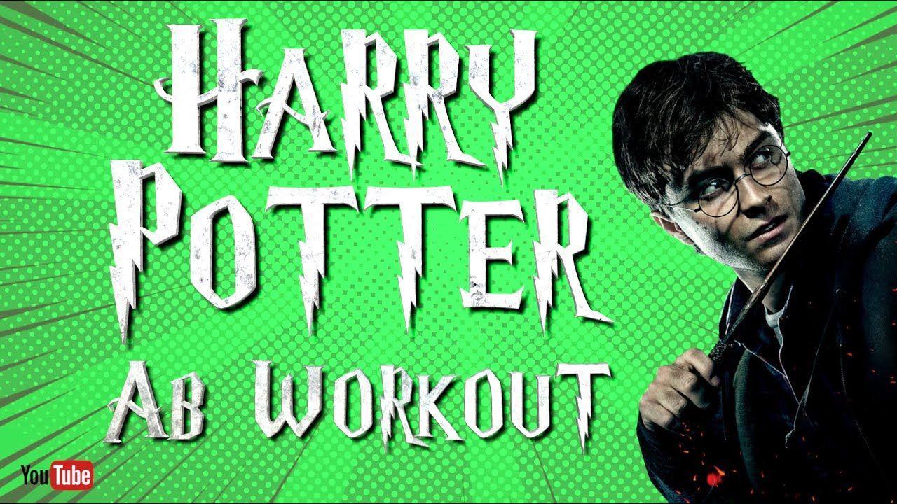 Get Kids Moving Harry Potter Ab Workout 7mins In 2021 Abs Workout Harry Potter Workout