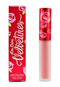 marshmallow matte liquid lipstick packaging by Lime Crime