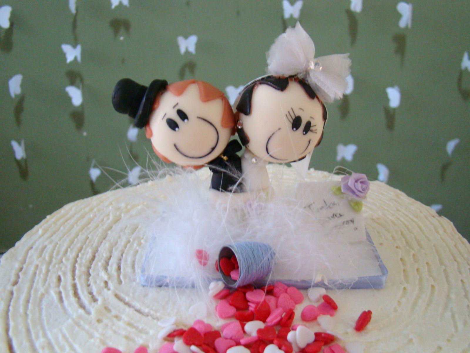 Wedding cake . Bolo de casamento