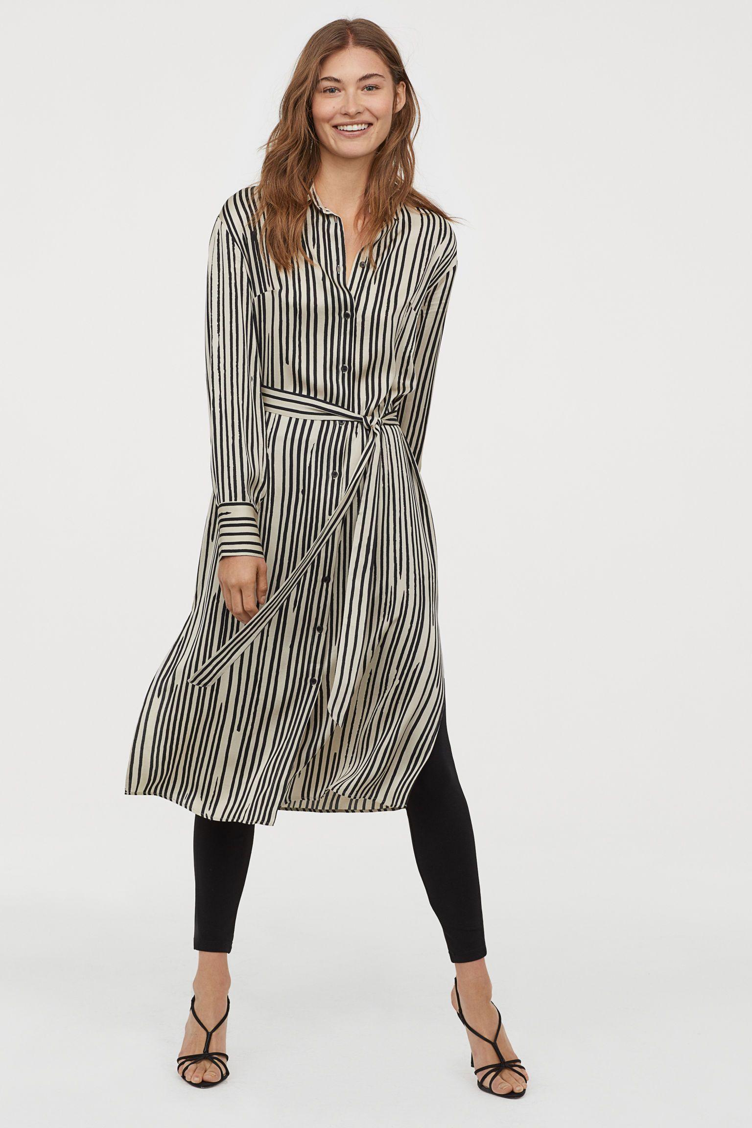 25f7b651d5ab Skjortklänning i 2019   Style   Shirts, Shirt Dress och Dresses