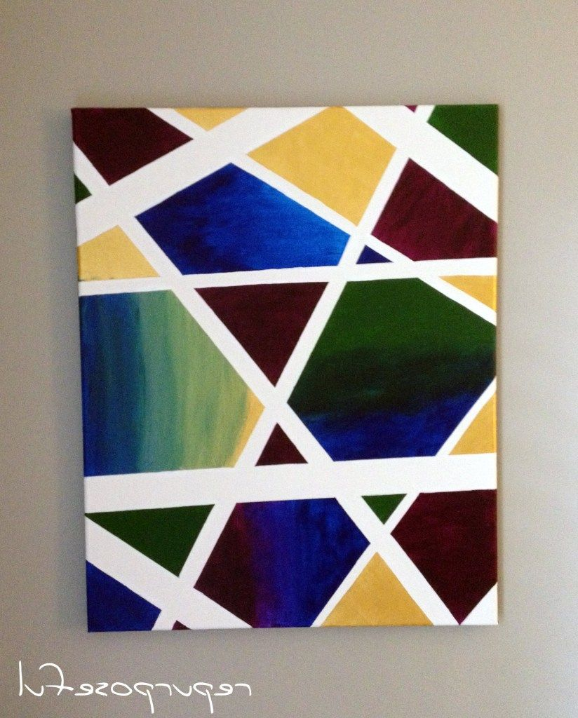 79 Abstract Art Ideas Diy Abstract Canvas Art Abstract Painting Easy Abstract Painting Diy