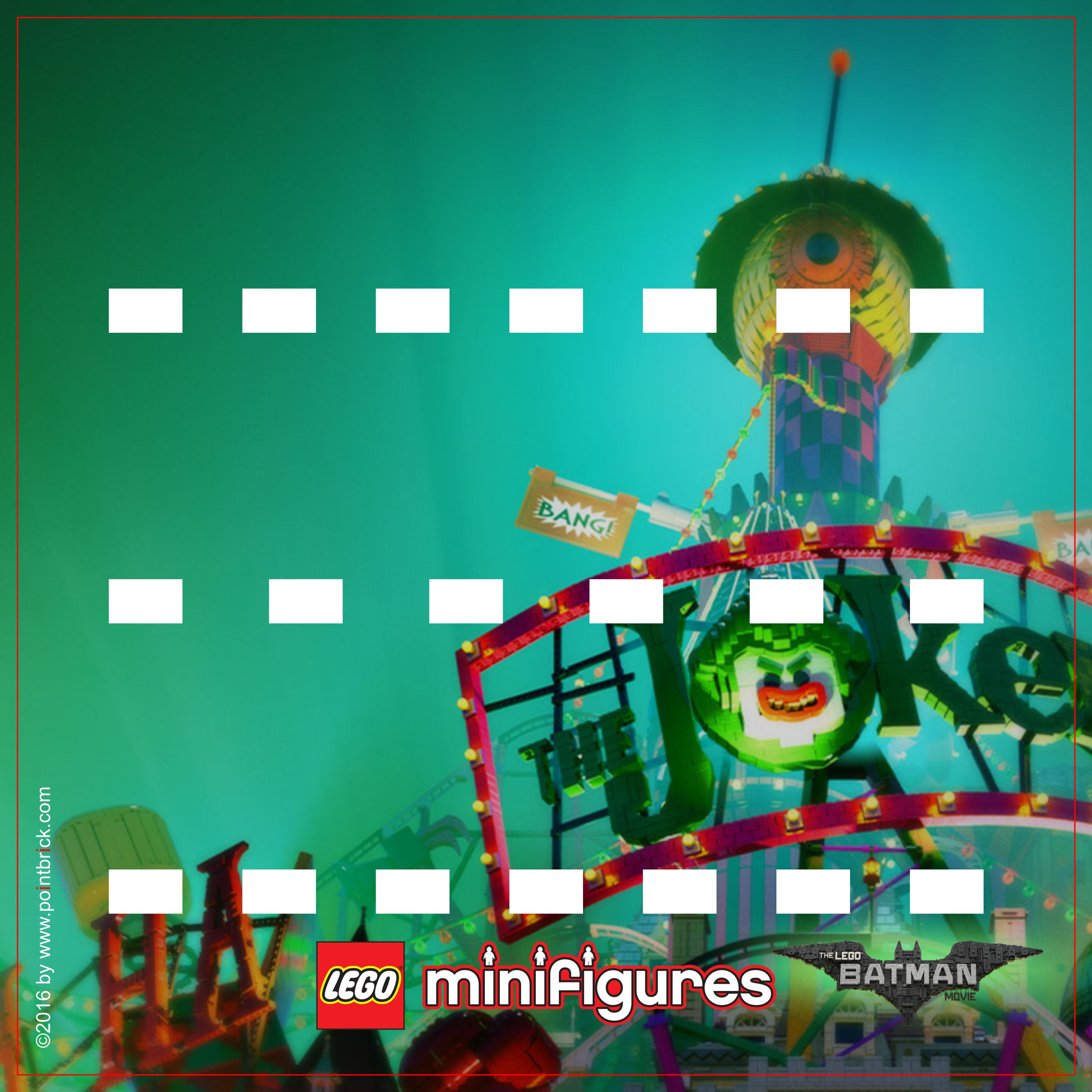 LEGO Minifigures Display: Sfondi LEGO BATMAN MOVIE | Plantas