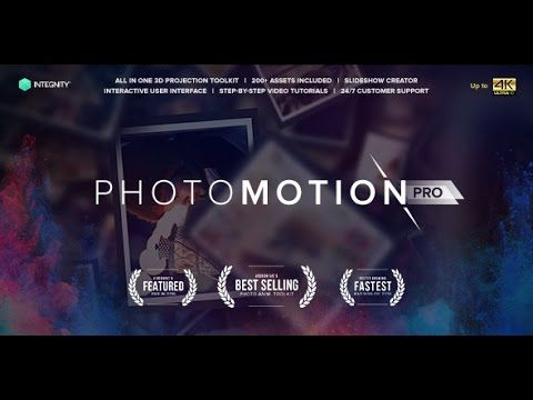 Photo Motion Pro Professional 3d Photo Animator Videohive 3d Photo Photo