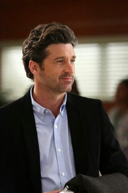 .good looking! | Greys anatomy, Patrick dempsey, Grey's ...