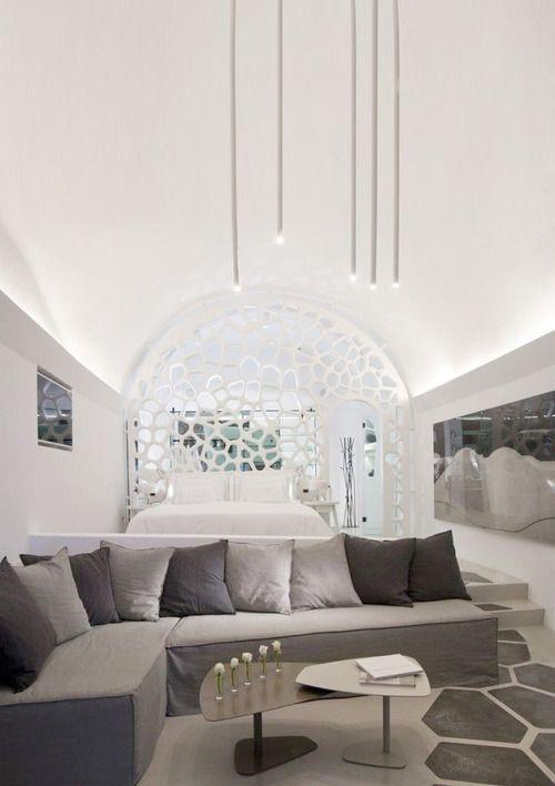 Santorini's hotel