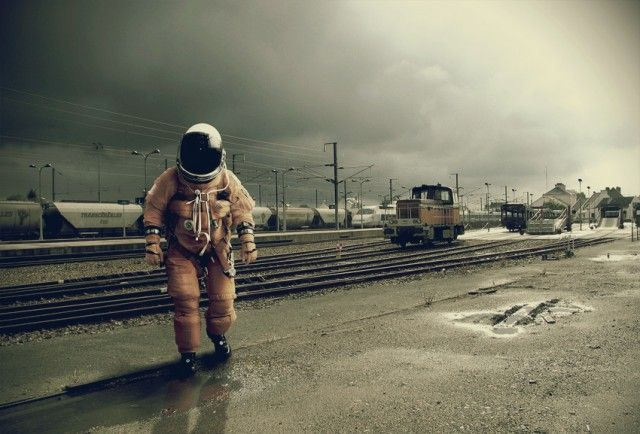 Surreal Astronaut6