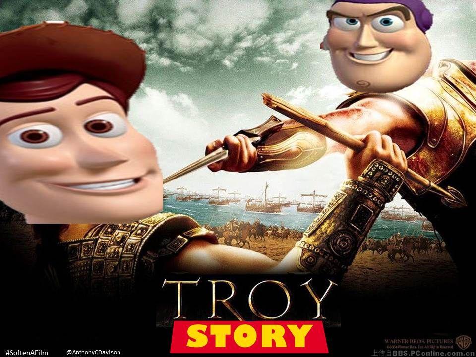 Anthony Davison (AnthonyCDavison) Troy story, Anthony, Film