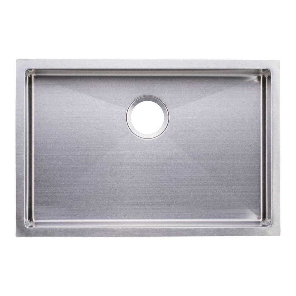 Standard Kitchen Sink Size Single Bowl | http://yonkou-tei.net ...