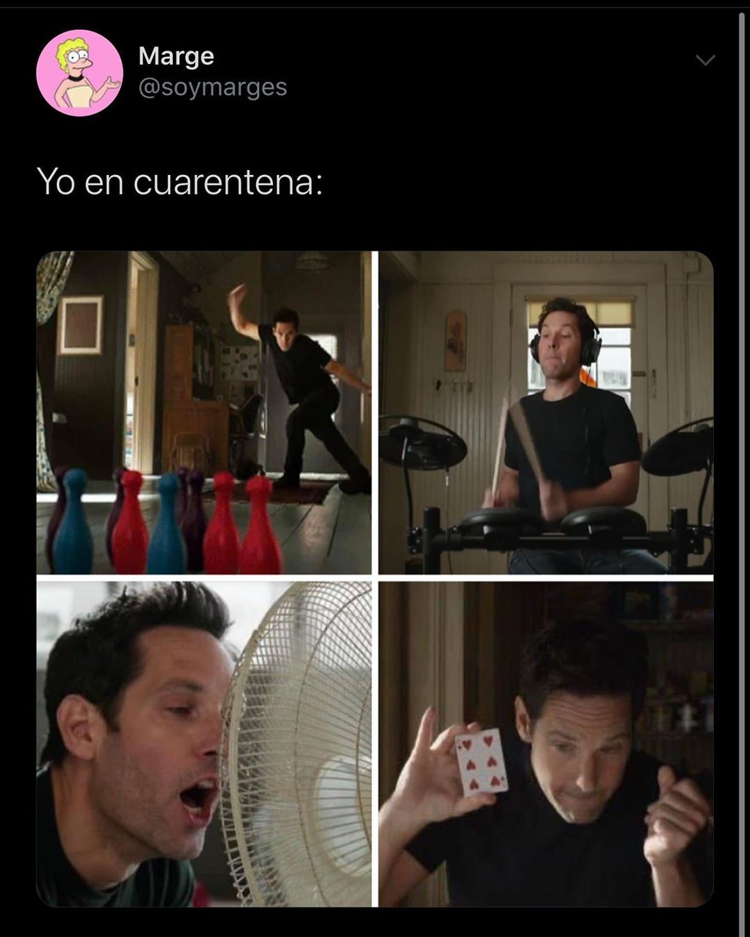 20 2 Mil Me Gusta 54 Comentarios Marge Soymarges En Instagram In 2020 Pinterest Memes Stupid Memes Funny Spanish Memes