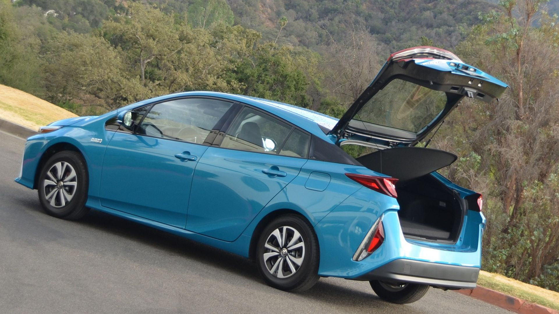 New 2019 Toyota Prius Prime Wallpaper Hd Desktop