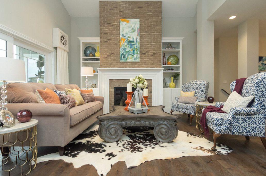 Funky Chairs For Living Room Unique Fun And Funky Family Room Ruang Tamu Eklektik Kursi Ruang Keluarga Ruang Keluarga