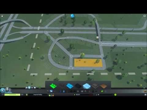 Cities Skylines How To Start Your First City Tips And Layout Youtube City City Skylines Game City Skyline