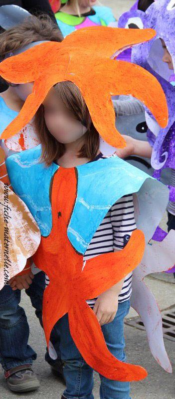 Maternelle th me du carnaval deguisement facile pinterest le carnaval carnaval et - Theme de deguisement ...