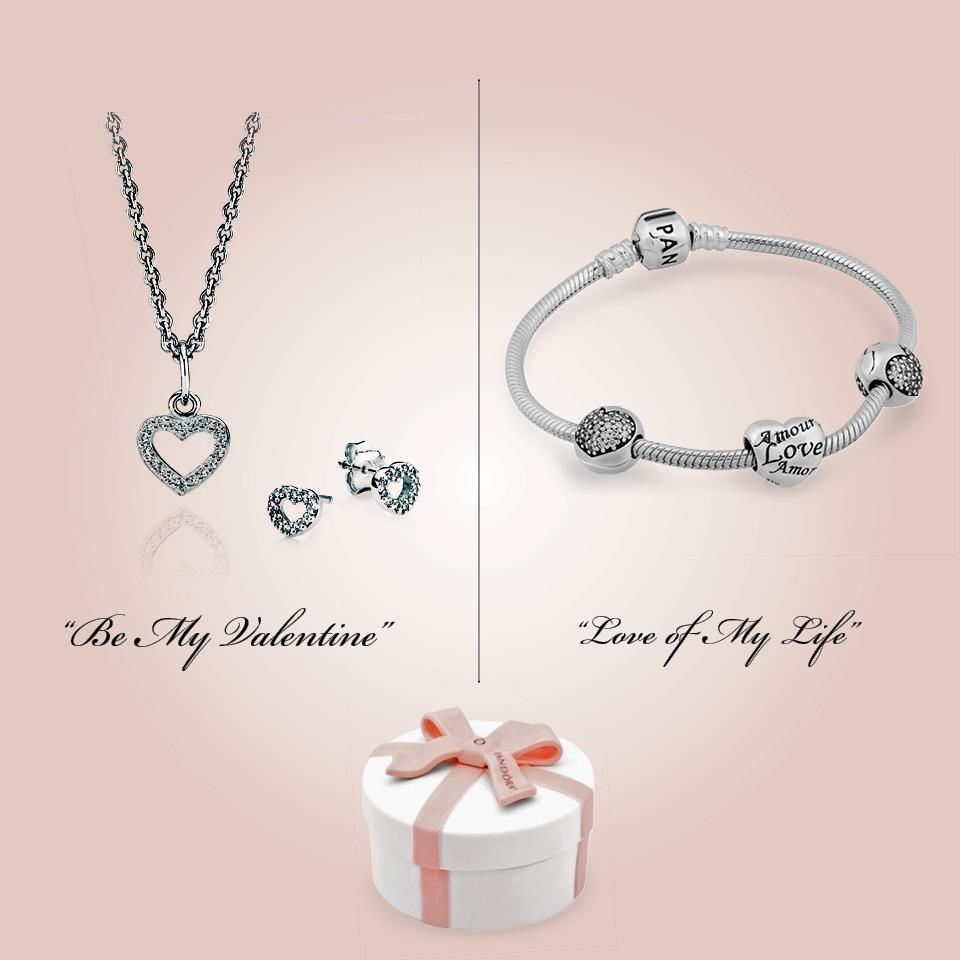 2013 pandora valentines day gift with purchase - Valentines Pandora Charms