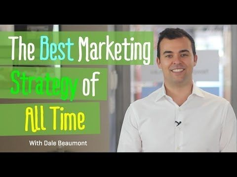 What Is The Best Marketing Strategy Of All Time Partnership