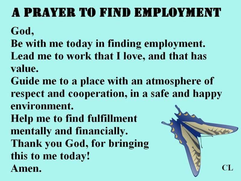 kaydee1958's media Bible prayers, Prayer for work, Prayers