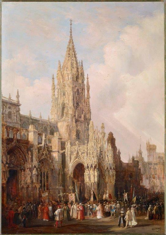 Resultado de imagen de catedral de oviedo genaro perez
