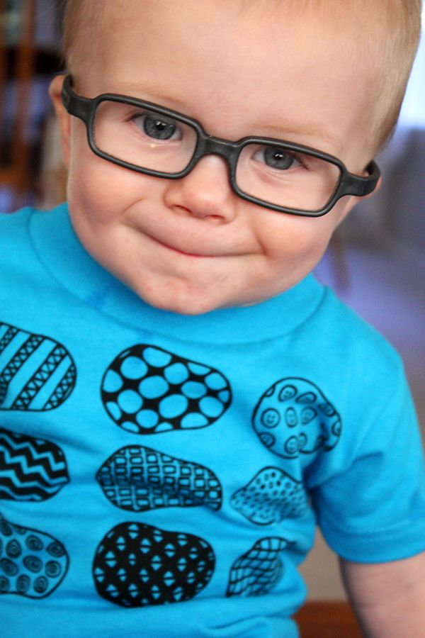 Eye Power Kids Wear- Cool, hip shirts that make wearing glasses and ...