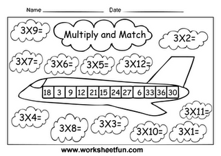 Worksheetfun Free Printable Worksheets Multiplication Activities Multiplication Worksheets Fun Math Worksheets