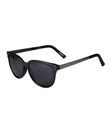7d3fcd155e Black Rouge Sunglasses by MESTIGE on  zulily
