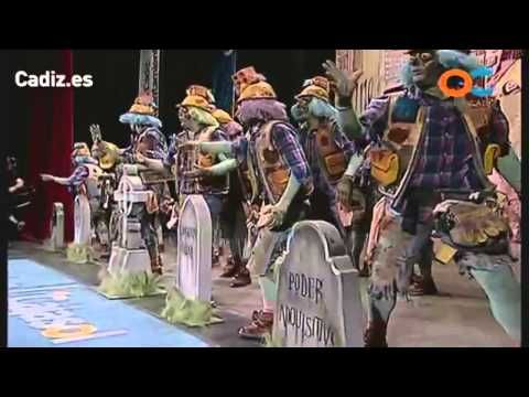 """Los Muertos de Rajoy """"Chirigota 2014"""" -"""