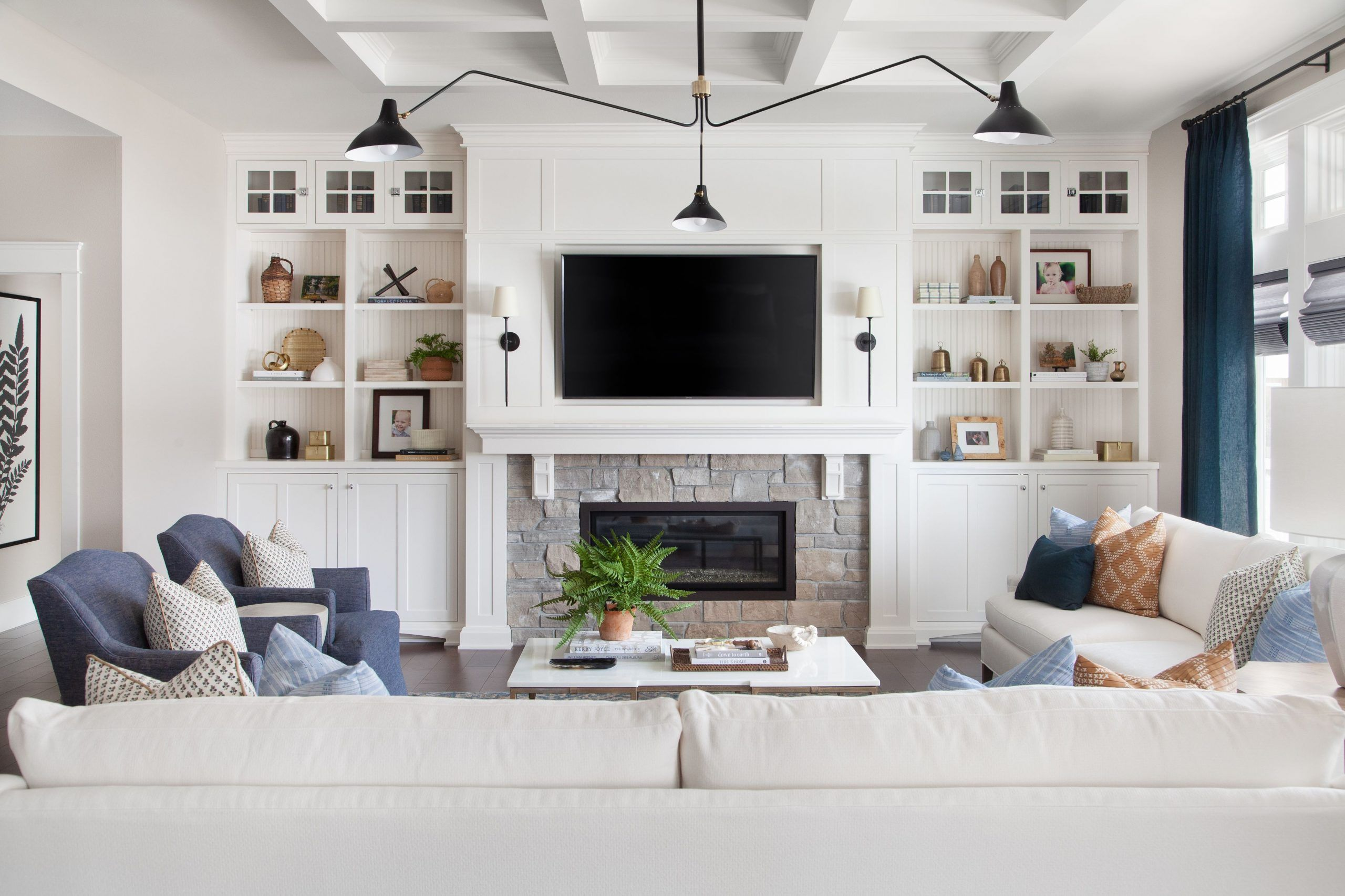 Fargo Project Living Room Reveal Bria Hammel Interiors In 2020