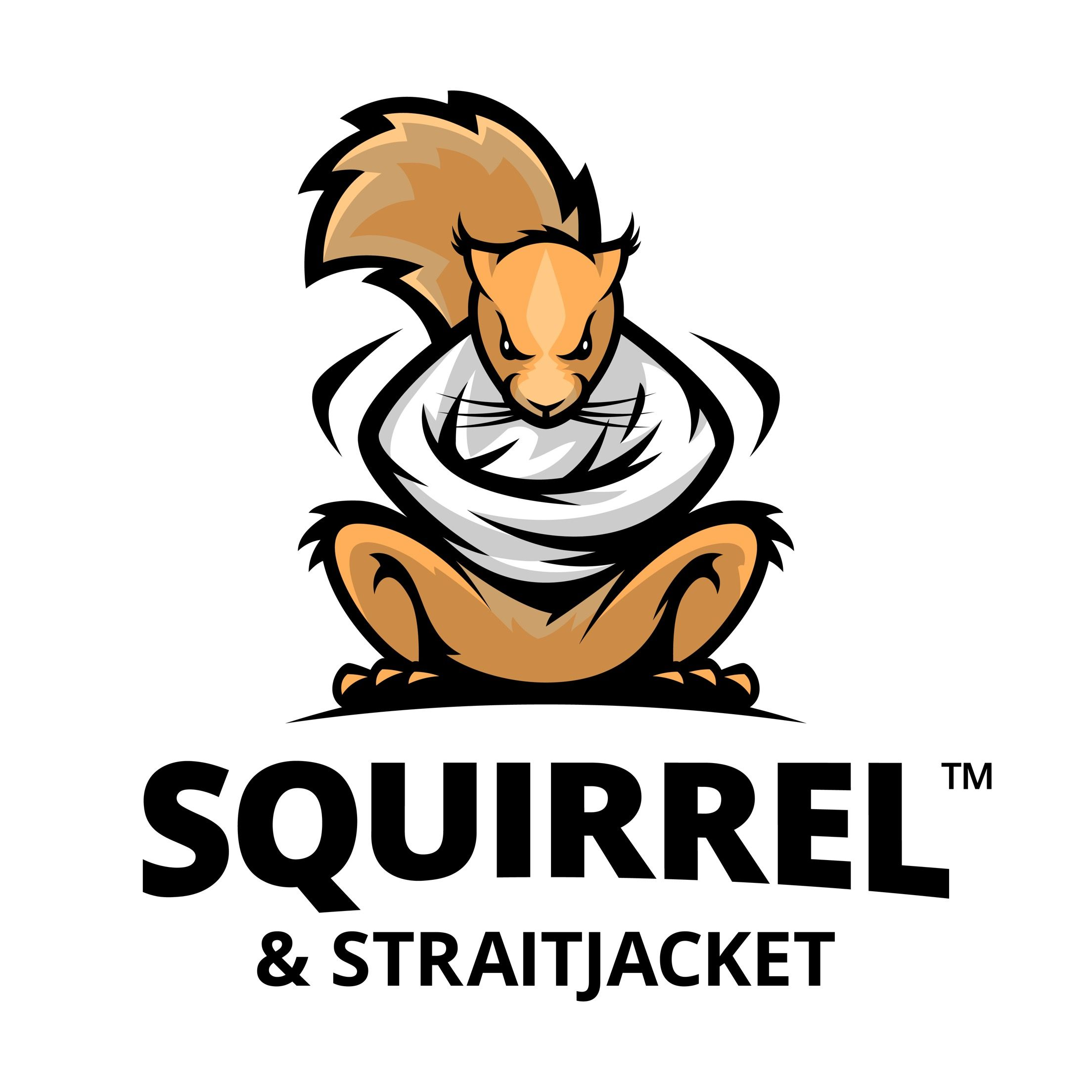 Squirrel s apparel illustrator