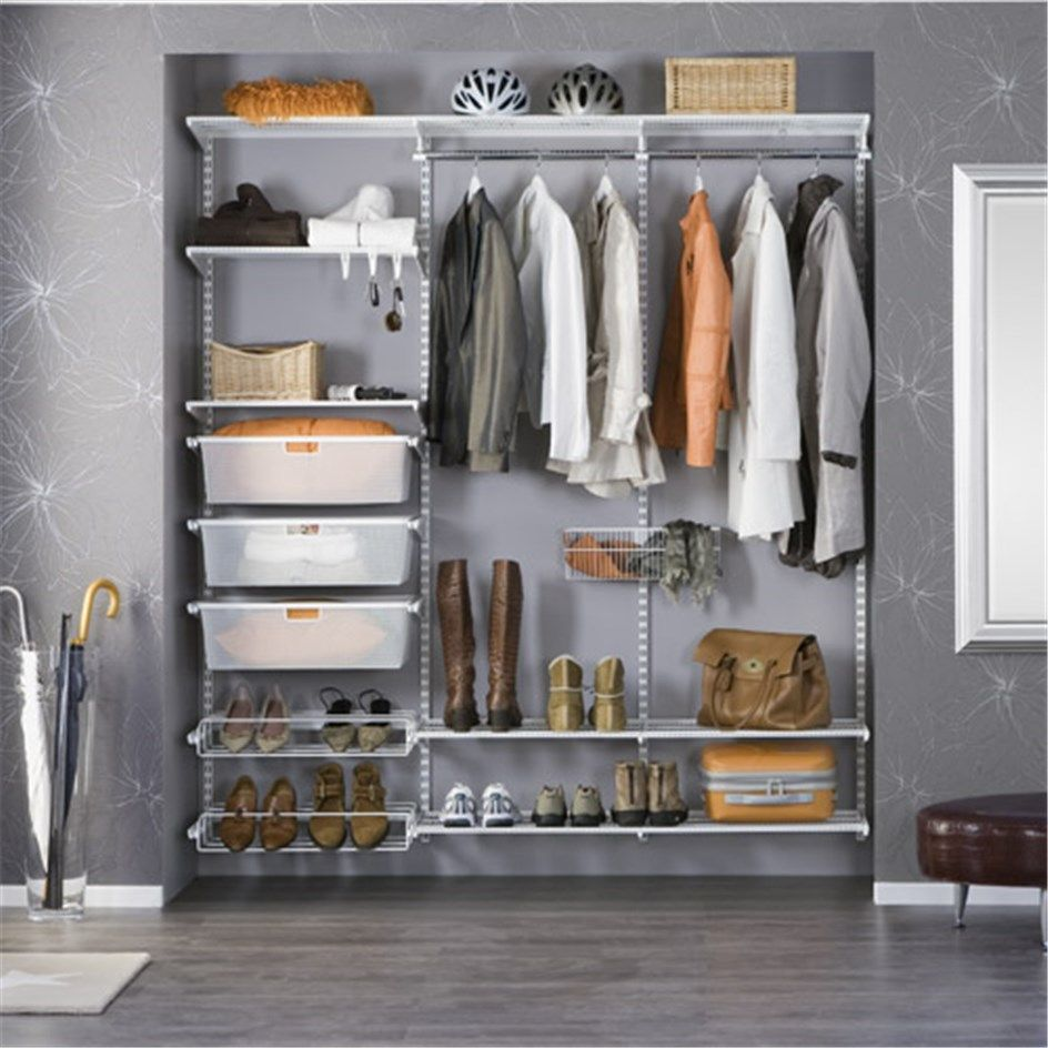 Förvaringssystem Elfa 14 Favorit Garderober, Produkter och Enkelt