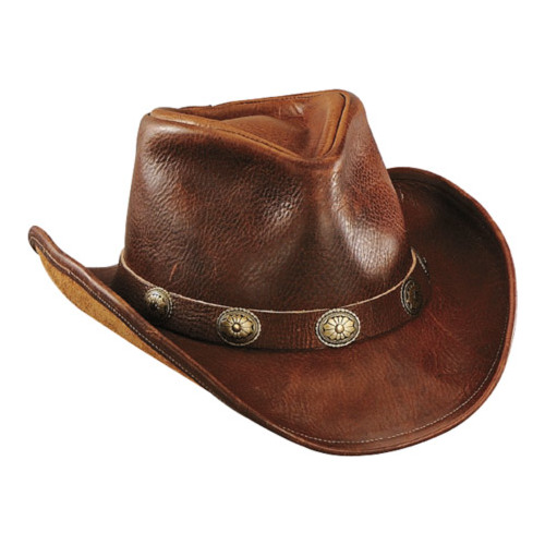6df50f1e Henschel 1111 - Brown Hats in 2019   Products   Leather cowboy hats ...