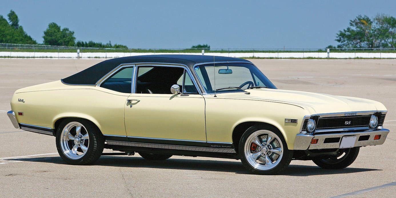 '68 Nova SS