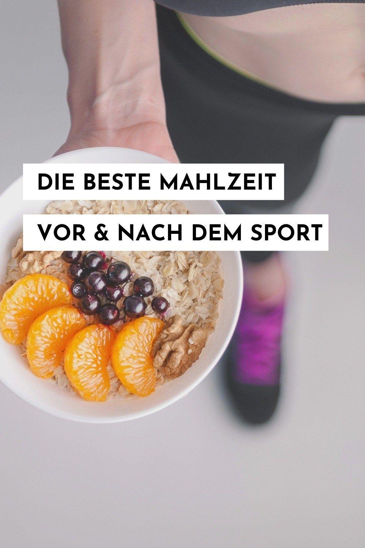 gesund essen abnehmen sport