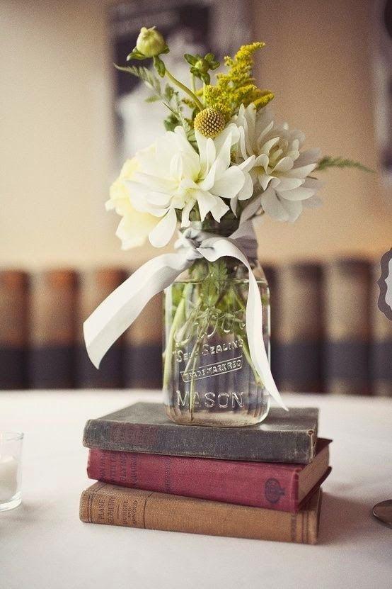 27 centros de mesa para bodas, consigue una boda de cuento Class