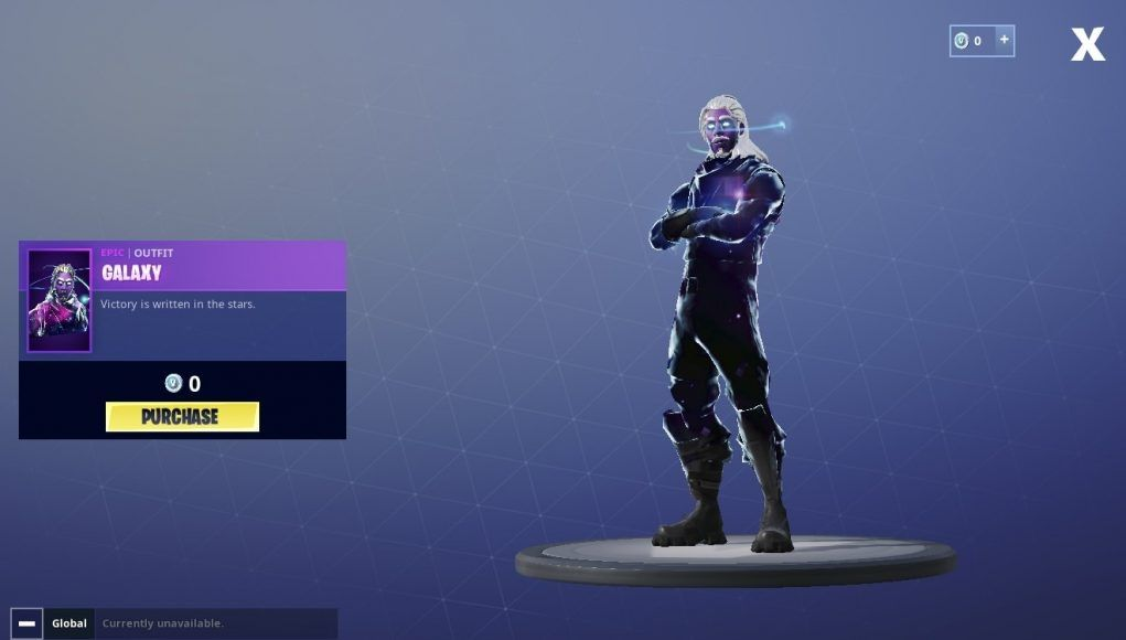 Samsung Galaxy S9 Fortnite Skin Code How To Redeem The Galaxy Skin On Your Note 9 Fortnite Intel