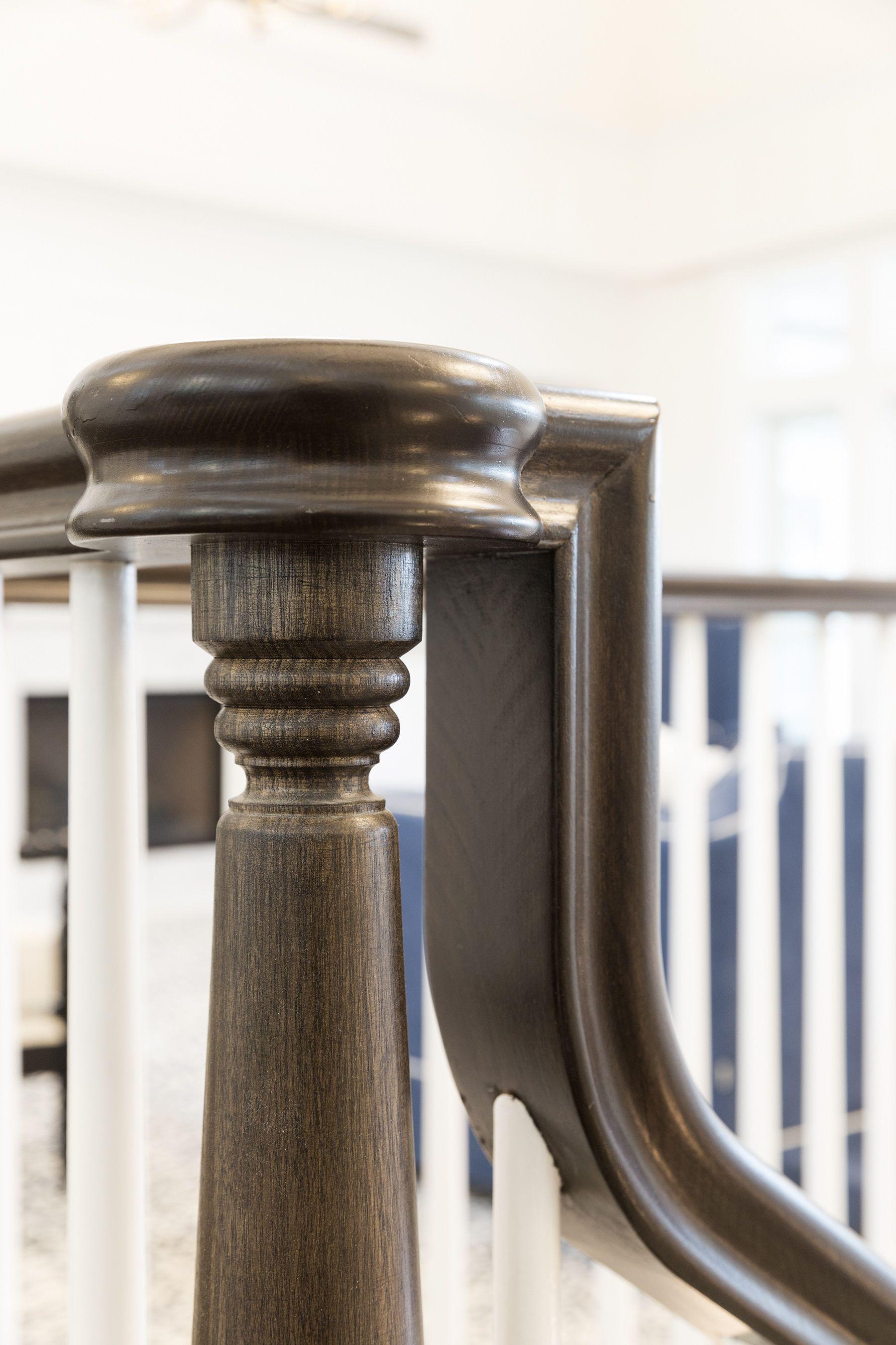 Best Stairs Classic Stair Scrolls Handrail Victorian 400 x 300