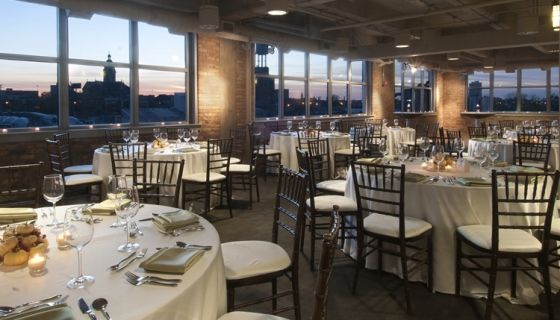 Kendall College Wedding Chicago Restaurant Week Venue