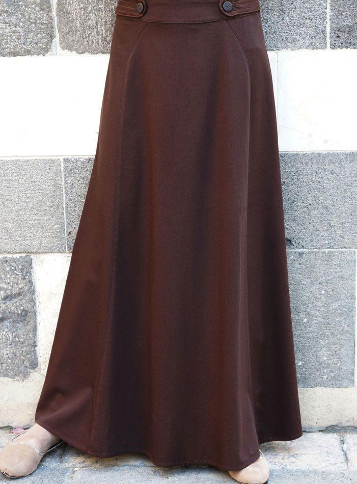 SHUKR USA   Darani Skirt