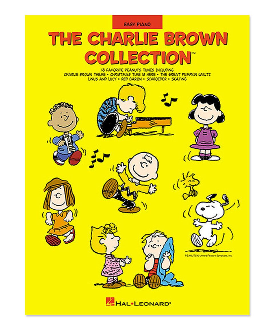 Look what I found on #zulily! The Charlie Brown Collection Easy ...