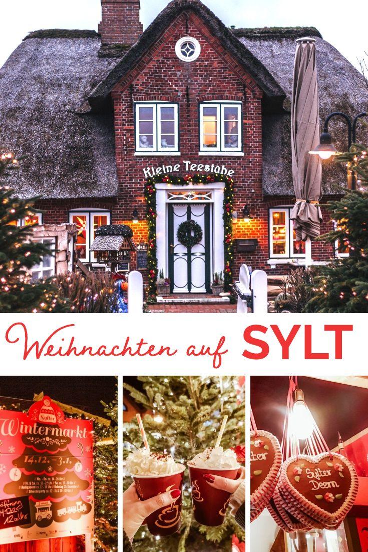 Sylt im Dezember: Adventszauber, Wintermarkt & Lichterglanz #favoriteplaces