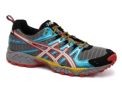 best supplier running shoes lace up in Asics Gel Fuji Mens Trail Running Shoes on Sale | Running ...