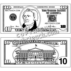 20 Dollar Bill Google Leit