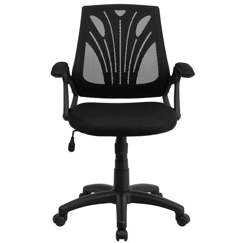 flash furniture mid back mesh desk chair gramercy pinterest